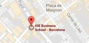 IOE Business School Barcelona