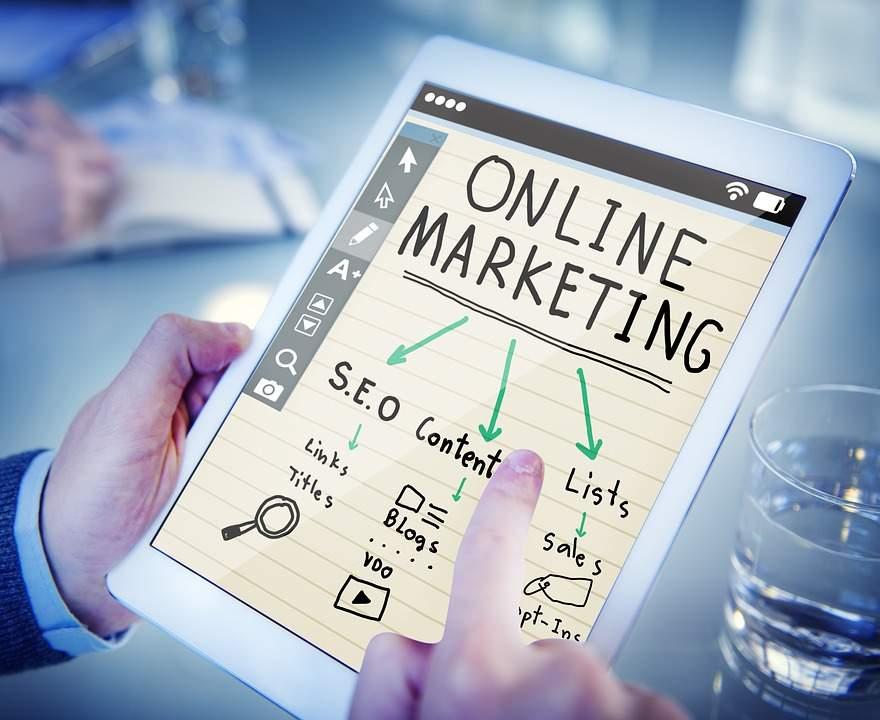 ¿Qué es el marketing online?