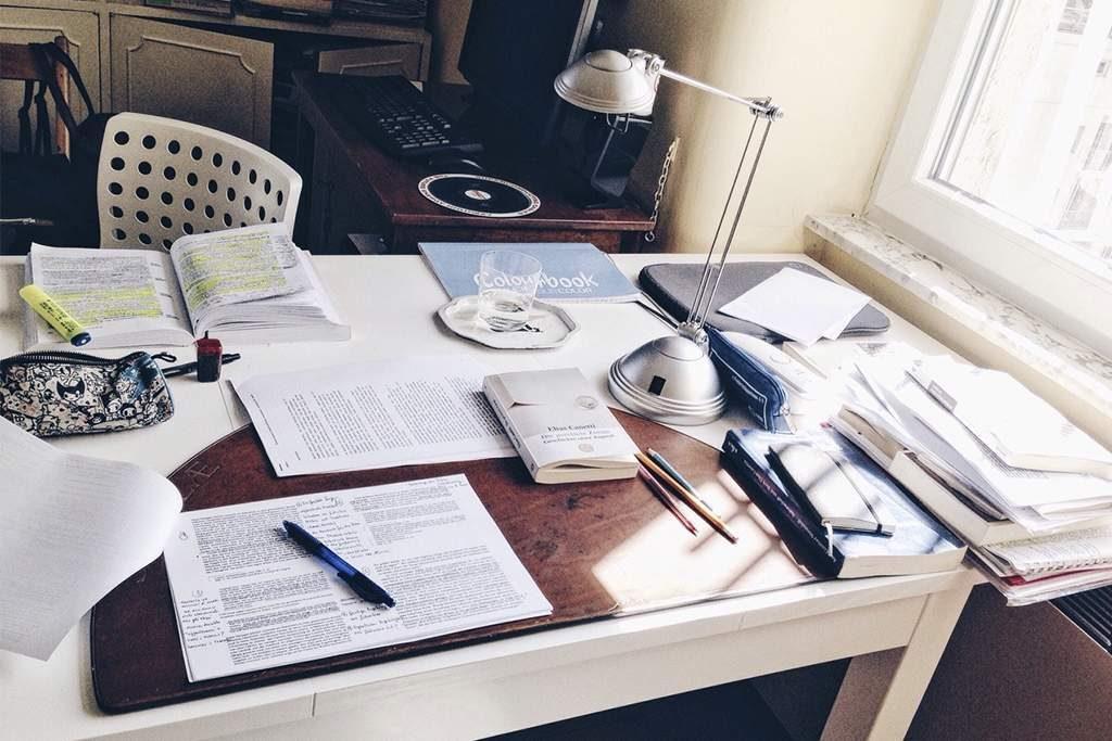 Cómo concentrarse en el estudio