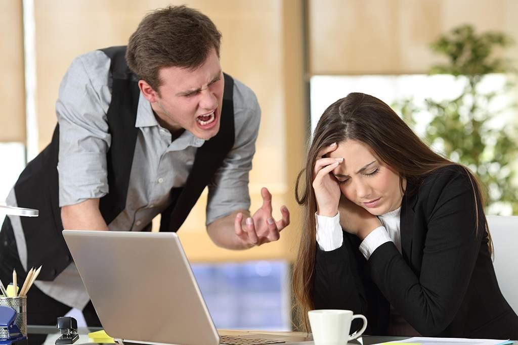 Bullying en el trabajo