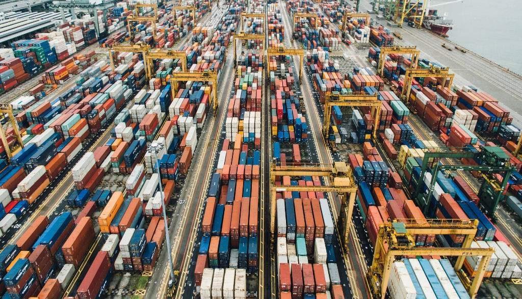 exportaciones e importaciones internacionales