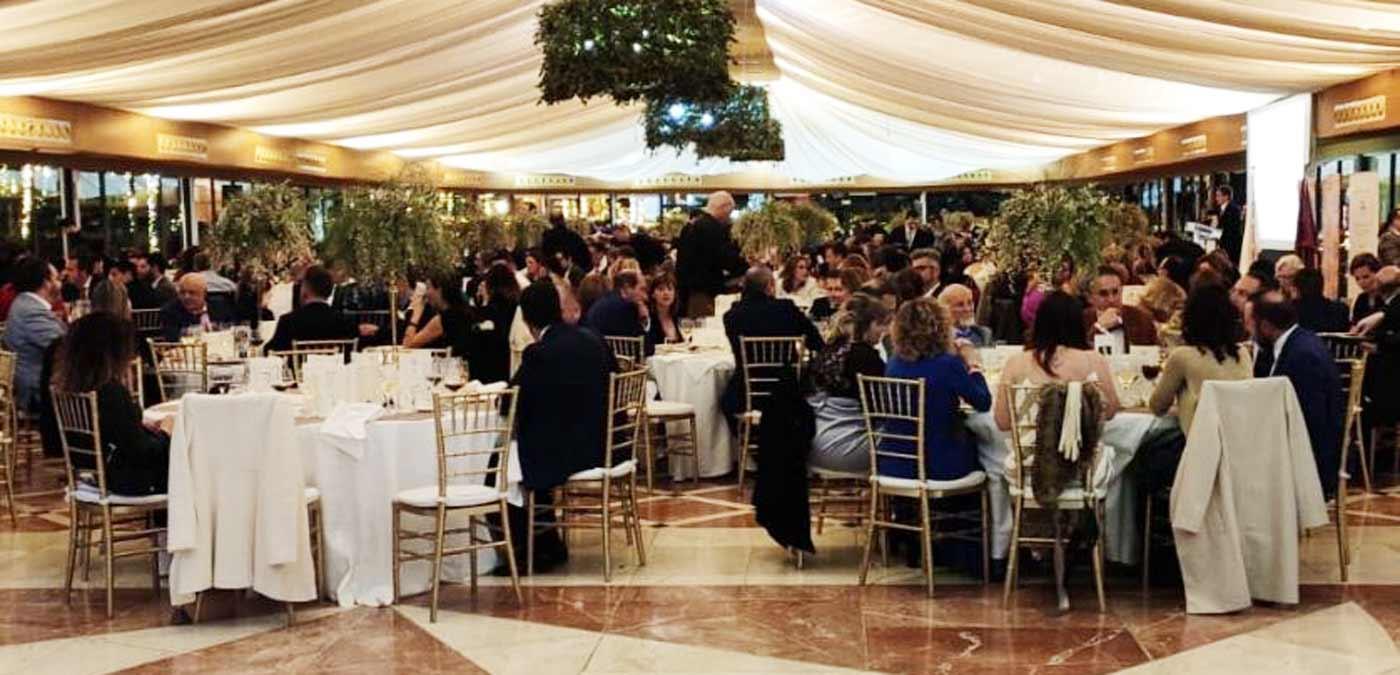 Cena Solidaria Rotary Club Murcia Norte